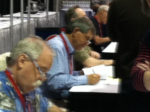 South Carolina Book Festival 2013 - Authors Row
