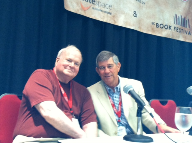 South Carolina Book Festival 2013 - With Pat Conroy