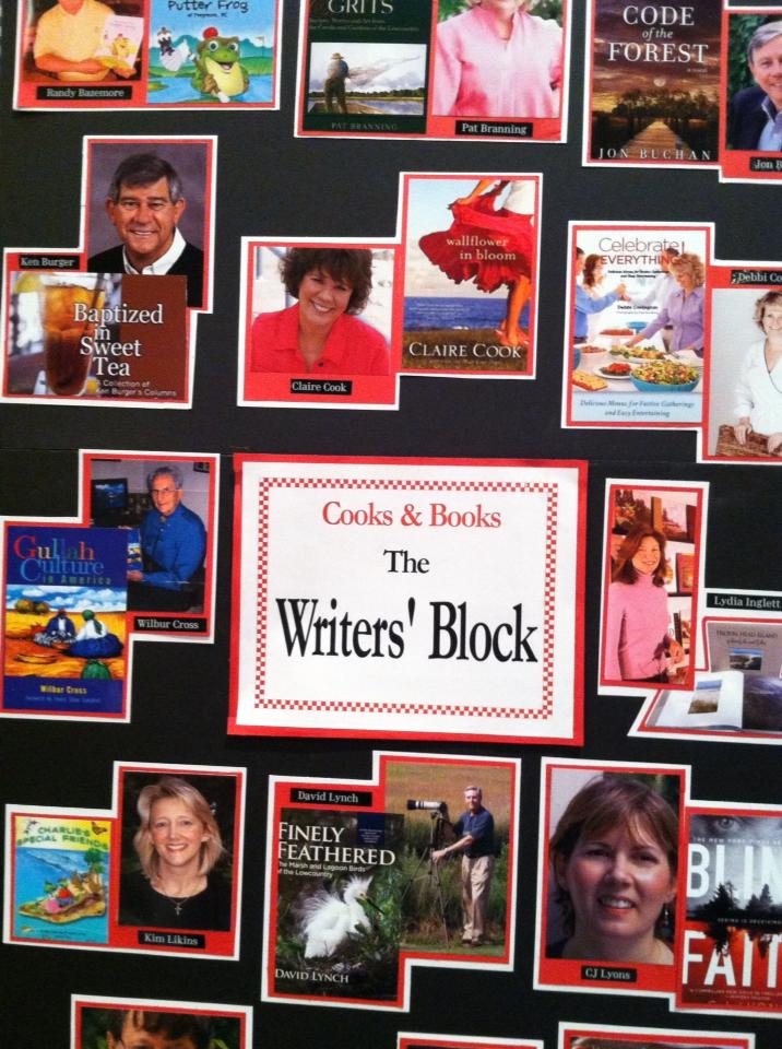 Ken Burger on the Writer's Block